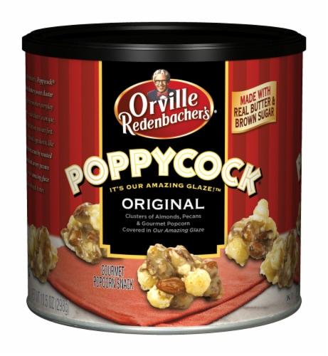 Orville Redenbacher's Poppycock Original Gourmet Popcorn Snack Perspective: front