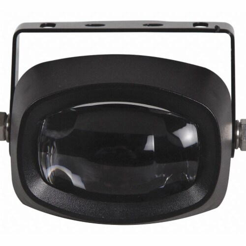 Maxxima Fog Light,300 lm,Rectangle,LED Perspective: front