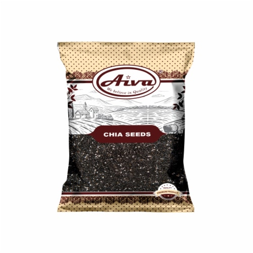 Chia Seeds Perspective: front