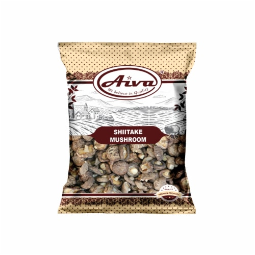 Dried Shiitake Mushroom Perspective: front