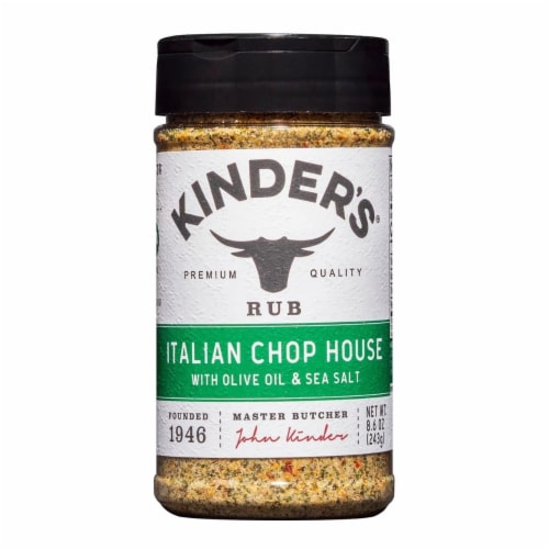 Kinder's Italian Chop House (8.6 Ounce) Perspective: front