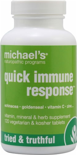 Michael's Naturopathic Programs  Quick Immune Response™ Perspective: front