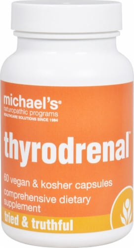 Michael's Naturopathic Programs  Thyrodrenal™ Perspective: front