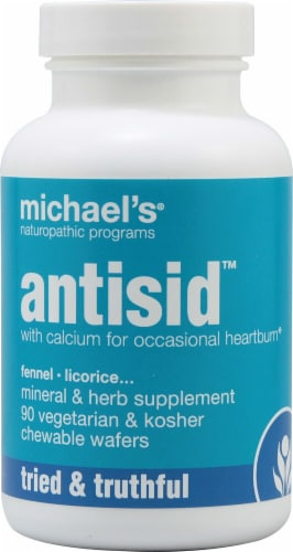 Michael's Naturopathic Programs  Antisid™ Perspective: front