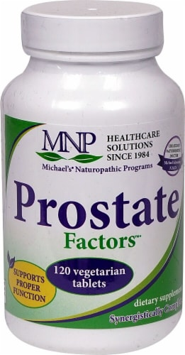Michael's Naturopathic Programs  Prostate Factors™ Perspective: front