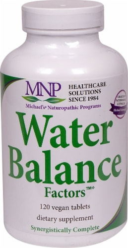 Michael's Naturopathic Programs  Water Balance Factors™ Perspective: front