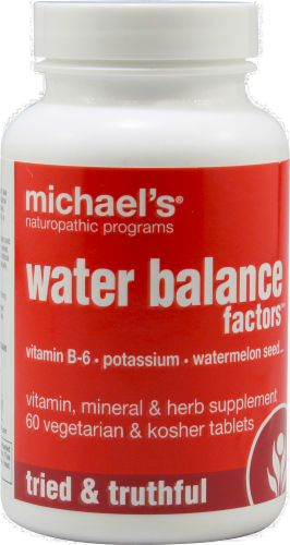 Michael's Naturopathic Programs Water Balance Factors Perspective: front
