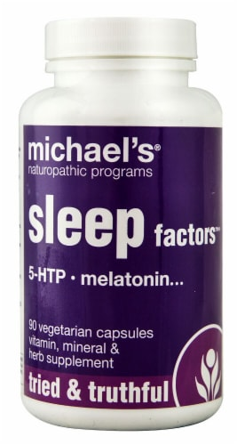 Michael's Naturopathic Programs  Sleep Factors™ Perspective: front