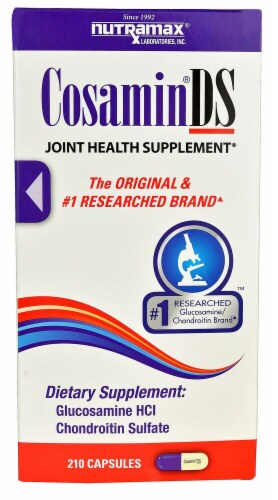 Nutramax  Cosamin®DS for Joint Health Perspective: front