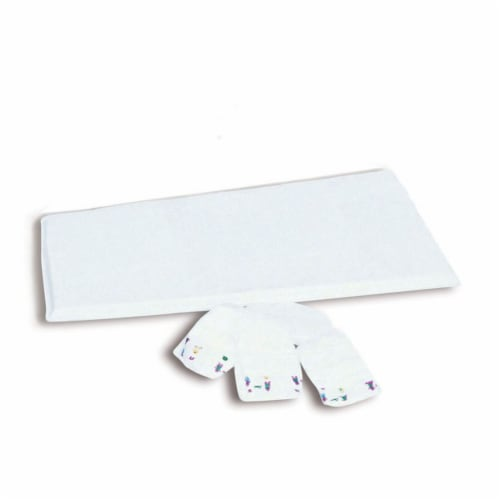 Childrens Factory CF400-406-1 Infection Control Diaper Changing Pad - 1 Pack Perspective: front