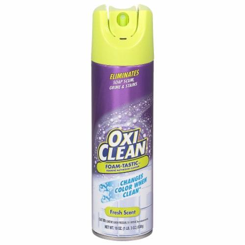 Kaboom Foam-Tastic Bathroom Cleaner Perspective: front