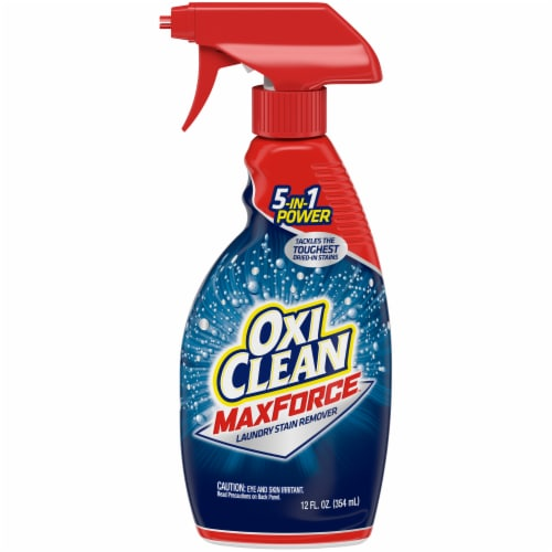 OxiClean Max Force Laundry Stain Remover Perspective: front