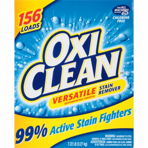 OxiClean Versatile Laundry Stain Remover Perspective: front