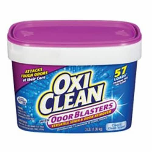 OxiClean 3 Lb. Odor Blasters Versatile Laundry Stain & Odor Remover 57037-95068 Perspective: front