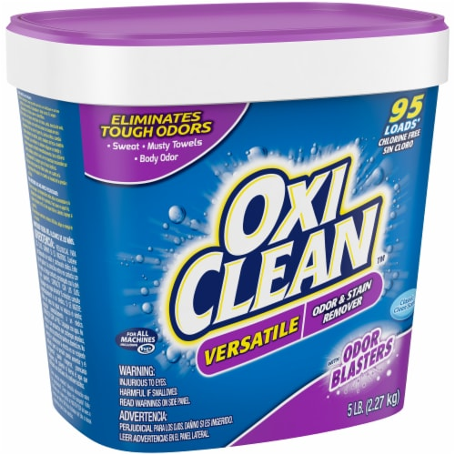 OxiClean Odor Blasters Versatile Stain Remover Perspective: front