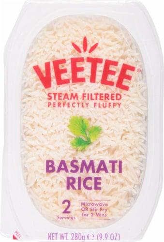 Veetee Rice & Tasty Basmati Rice Perspective: front