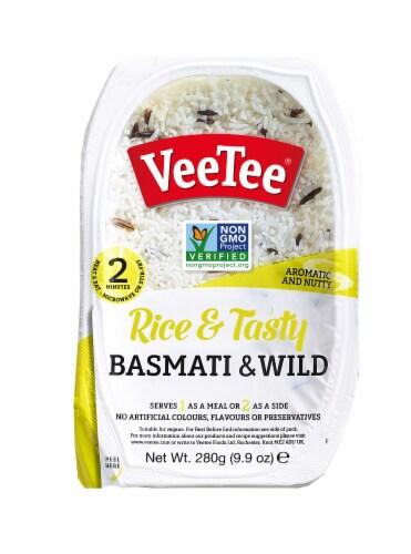 Veetee Dine-In Basmati & Wild Rice Perspective: front