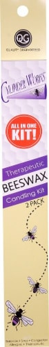 Cylinder Works  Beeswax Candling Kit Perspective: front