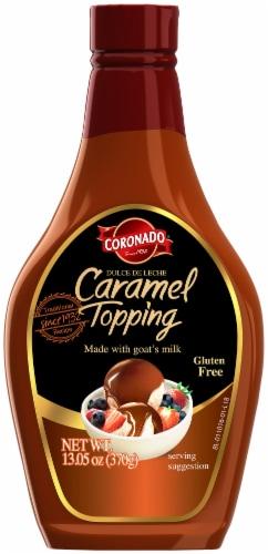 Coronado Caramel Topping Perspective: front