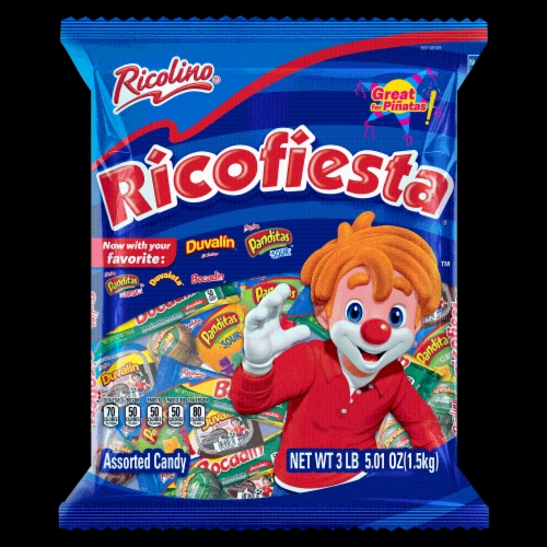 Ricolino® Ricofiesta Candy Bag Perspective: front