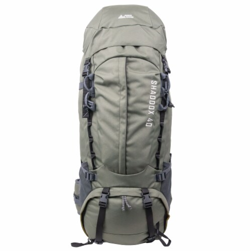 NorthRange Shaddox 40L Camping Backpack Perspective: front