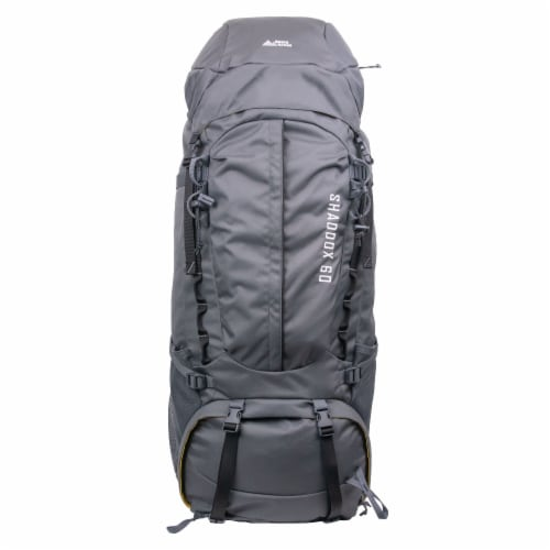 North Range 60L Shaddox Backpack Perspective: front