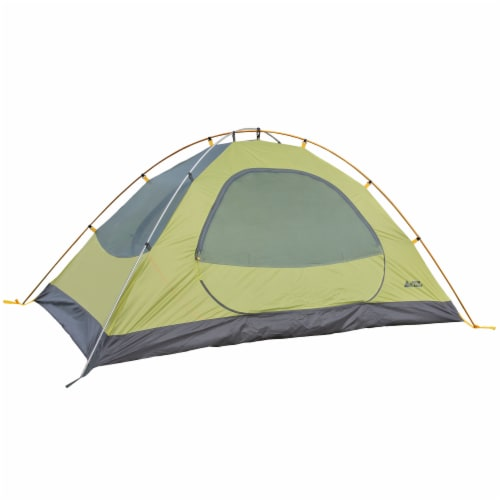 North Range Cross Country 4-Person Tent Perspective: front