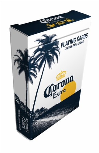 Cartamundi Corona Licensed Playing Cards Perspective: front