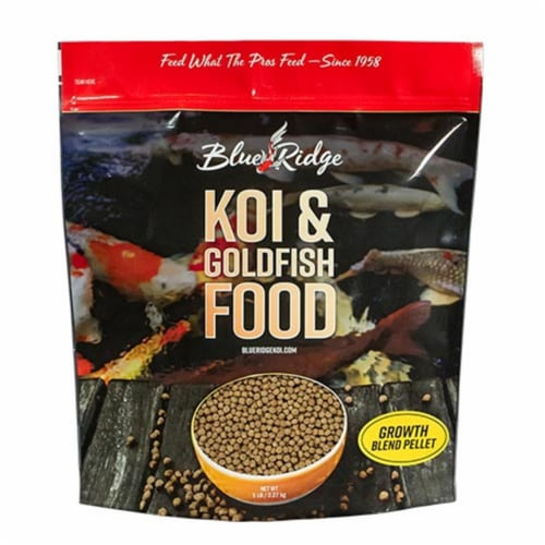 Blue Ridge 40501 Floating Blend Fish Food - 5 lbs Perspective: front