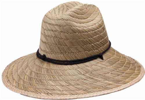 Peter Grimm Identity Lifeguard Hat - Natural Perspective: front