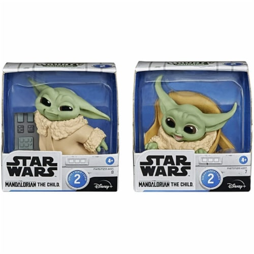 Star Wars The Bounty Collection Series 2 The Child Collectible Perspective: front