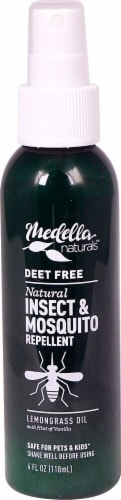 Medella Naturals Insect & Mosquito Repellent Perspective: front
