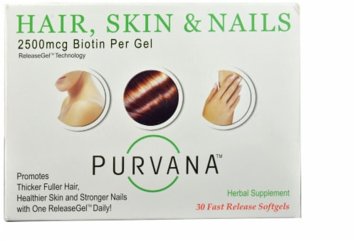 Heaven Sent  Purvana™ Hair Skin & Nails Perspective: front