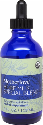 Motherlove More Milk Special Blend Perspective: front