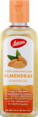 Jaloma Almond Oil Perspective: front