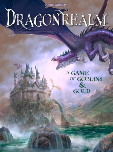 Gamewright DragonRealm Game Perspective: front