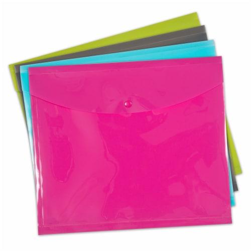 DocIt Side Open Envelope - Assorted Perspective: front