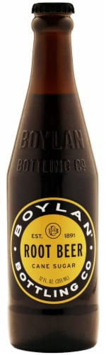 Boylan Bottling Co Root Beer Perspective: front