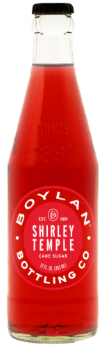 Boylan Shirly Temple Soda Perspective: front