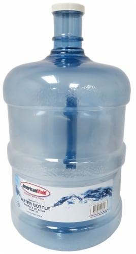 American Maid Water Bottle with Handle Perspective: front