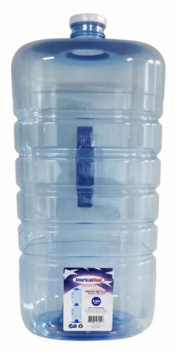 American Maid Stackable Ridged Water Bottle Perspective: front
