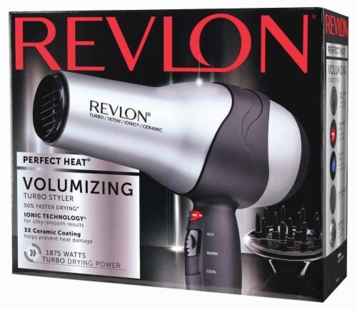 Revlon Perfect Heat Volumizing Turbo Dryer Perspective: front