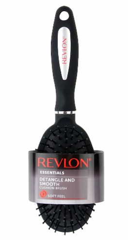 Revlon Signature Series Cushion Hair Brush Perspective: front