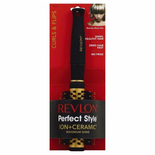 Revlon Perfect Style Round Brush Perspective: front