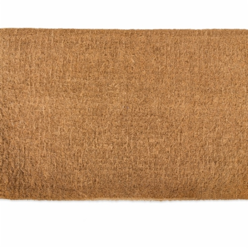 Design Imports 10226 24 x 36 in. Imperial Plain Coir Doormat Perspective: front