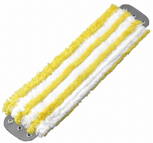 Unger Flat Mop Pad,Microfiber  MD40Y Perspective: front