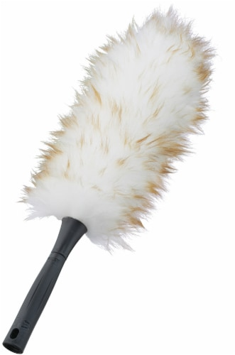 Unger Lambs Wool Duster Perspective: front