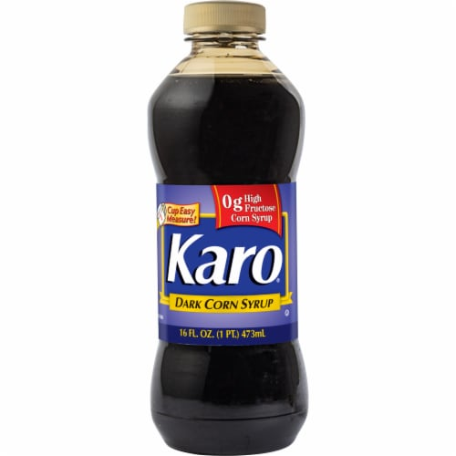 Karo Dark Corn Syrup Perspective: front
