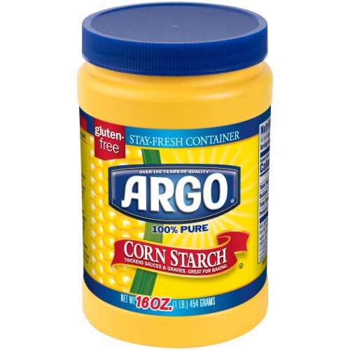 Argo Corn Starch Perspective: front