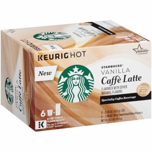 Caffe Latte K-Cup Pods & Flavor